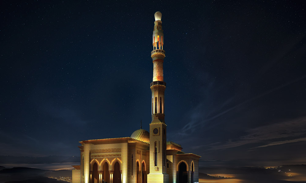 Mosque Al Sharbatly