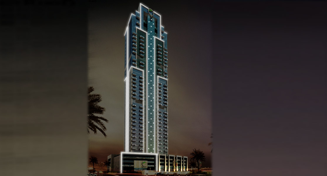 Hotel Apartments at Al Safouh