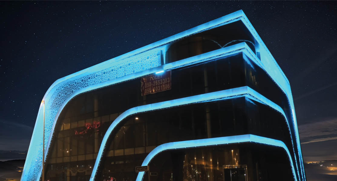 Facade Lighting Total Solutions